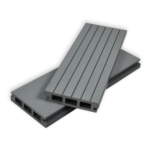 New generation waterproof balau decking