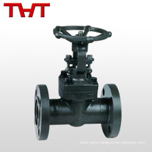 pn 25 forged steel hand wheel flanged gate valve wheel