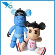 Faça personalizado resina PVC figura brinquedo