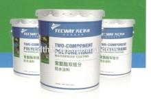 Two component polyurethane waterproofing coating