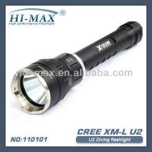 X-BEAM Diving Scuba Flashlight / Torche de plongée / Dive Lamp