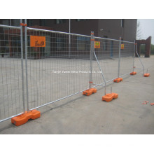 Hot DIP Galvanized Temporary Fencing/Anti-Climb Temporary Fencing/Galvanized Temporary Welded Wire Steel Fence