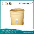 Colector de polvo de la industria de fundición Bolsillo de filtro P84