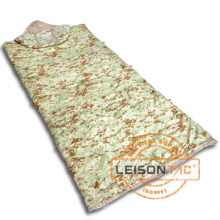 Military Sleeping Bag adopts polyester or nylon for out layer and general filler is polyester