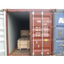 Material de tampas de alumínio 8011 usando tampas à prova de furtos
