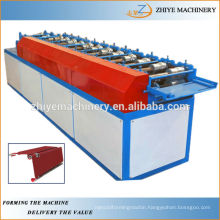 Customized Iron Rolling Shutters Slats Cold Roll Forming Machine Manufacturer