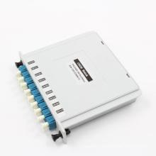 CWDM fibre optique 1X8 Mux & Demux