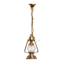 1/12 scale vintage hanging camp lighting
