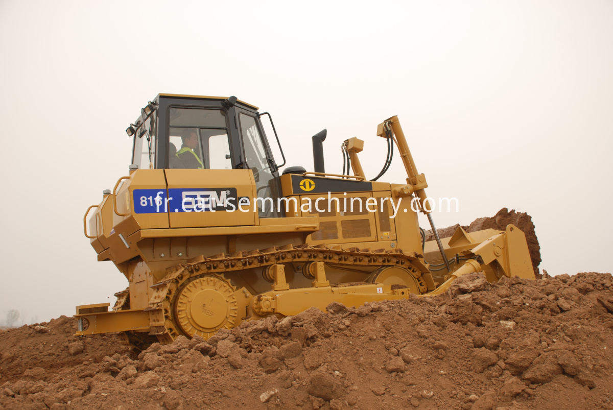 track tractor cat 816