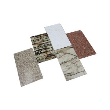 pu sandwich panel insulated metal panel exterior house panel