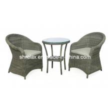 Outdoor Rattan Chair Patio Causal Furniture Garden Wicker Set
