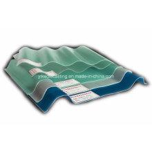 Feuille de toit de FRP / feuille de toiture de fibre de verre
