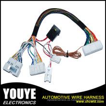 Arnés de cables electrónico personalizado con terminales
