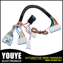 Custom Electronic Wire Harness with Terminals