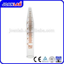 JOAN LAB 10ML Tubos de centrifugado de vidrio Boro3.3 para uso en laboratorio