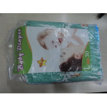 Economic B Grade Baby Diaper in Bales Near Guangzhou (Promotion product)