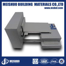 Floor to Wall Aluminum Expansion Joint Covers