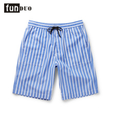 2018 swimwear men shorts stripe shorts casual shorts 2018 new men green beach shorts loose swimwear men shorts