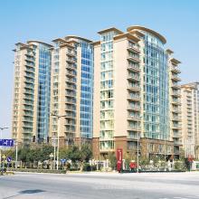 China Productos de materiales de construcción Panel de pared compuesto de aluminio