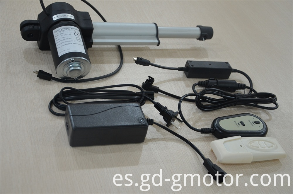 Linear Actuator System