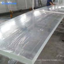 High surface hardness swimming pool Used Acrylic acrylic sheet