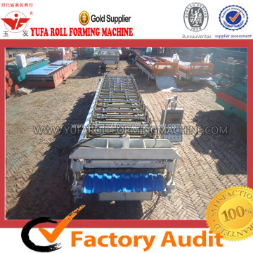 Sheet Roof Panel Roll Forming Machine