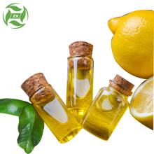 Aceite esencial de aromaterapia natural puro de limón