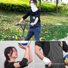 Sports Moisture Wicking Breathable Running Fishing Motorcycle Headwear Cycling Face Bandana Sunscreen Triangle Scarf