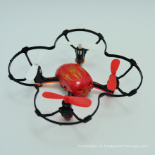 Nova chegada 2.4G 4CH Mini RC Quadcopter Gyro e luzes do rc voador