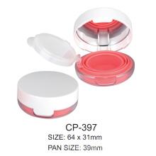 Caixa compacta de plástico redondo Cp-397