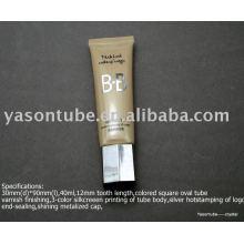 Plastikschlauch für BB-Creme