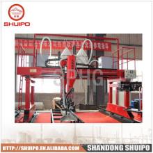 Firm gantry used welding machines mig/mag welder