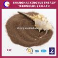 7.8 dureza pesada de arena granate para la fabricación de muelas