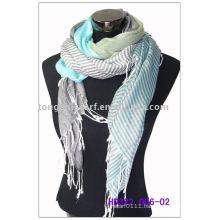 Women's viscose fantasy scarf