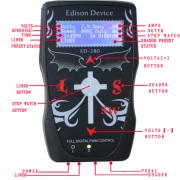 Edison Device-280 Digital LCD Tattoo Machine Power Supply