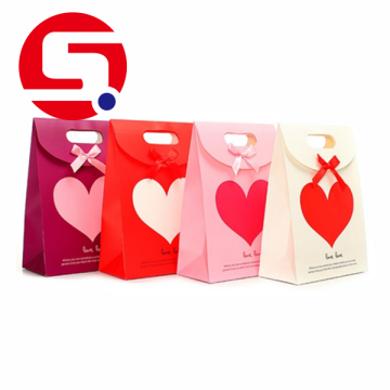 Hight Quality Wedding Paper Gift Bag Wholesale
