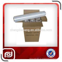 Alta Qualidade 20micX500mmX2kg PE Palet Envoltório Estiramento Rolls para o Chile
