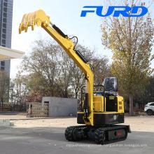 Hot sale 900kg crawler mini excavator (FWJ-1000-13)