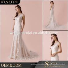Profesional China fábrica de importación vestido de novia