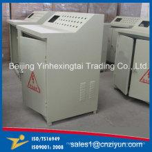 Fabricación del OEM Gabinete de aluminio del acero de aluminio del control con el revestimiento del polvo