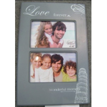 Wooden Multi Photo Frame With Silk Screen