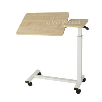 Height Adjustable Hospital Bed Table