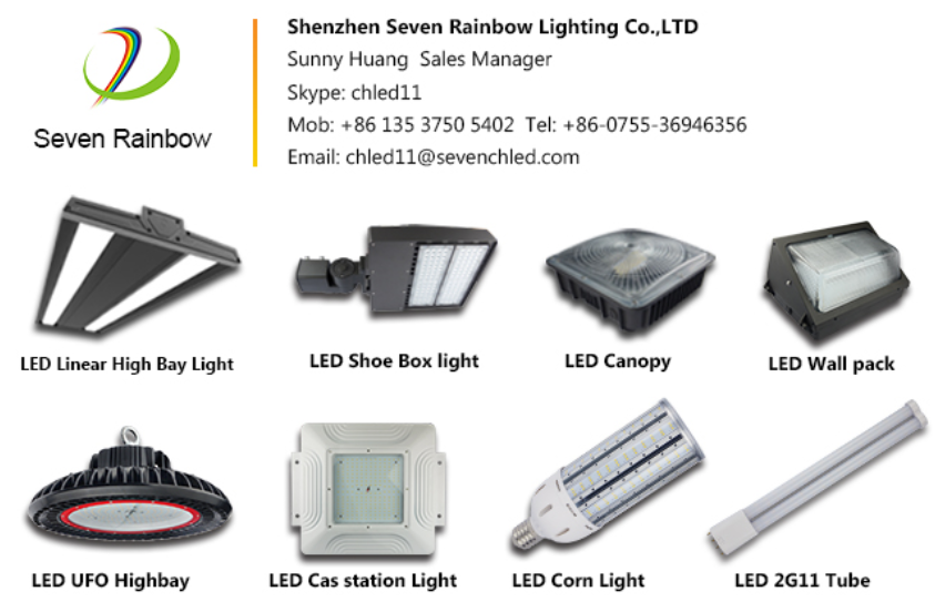 led linear high bay 200W