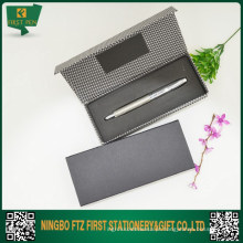 Caixa de caneta de design exclusivo personalizada