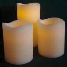 Mainstays LED candles for Christmas decoration