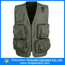 Shenzhen Garment Wholeale Mens Hunting Vest