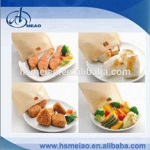 Bolsa de microondas sandwich de PTFE resistente a la grasa