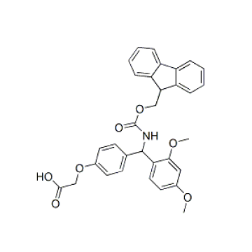 High Purity Rink Amide Linker In Stock CAS 145069-56-3