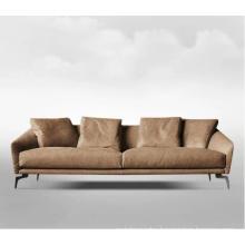 Modern Design Fabric Home Leisure Sectional Sofa Furniture