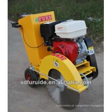 máquina de corte de serra de gasolina a gasolina móvel, cortador de pavimento, cortador de estrada